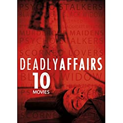 10-Movie Deadly Affairs