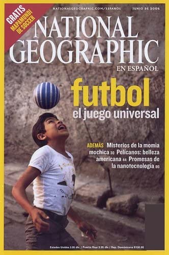National Geographic En Espanol Magazines