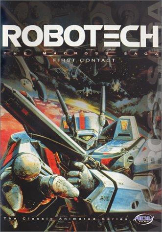 Robotech - First Contact (Vol. 1)