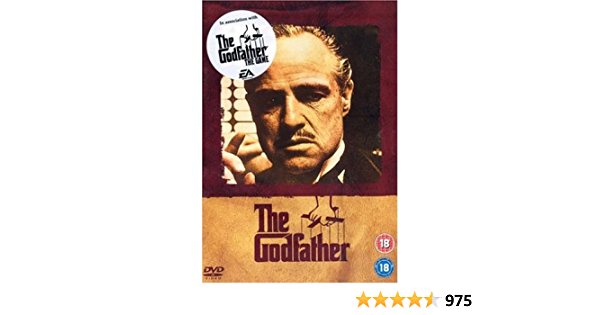 The Godfather [Reino Unido] [DVD]: Amazon.es: Marlon Brando ...