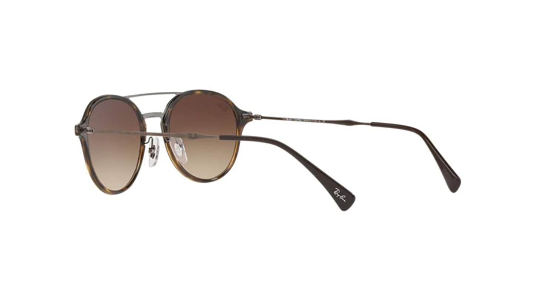 a14940339f Amazon.com  Ray-Ban Plastic Unisex Square Sunglasses