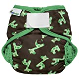 Best  - Best Bottom Cloth Diaper Shell-Hook and Loop, Green Review