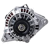 infiniti i30 alternator pulley - Alternators ECCPP 13826 for Infiniti I30 1998-2000 V6 3.0L I35 2002-2004 V6 3.5L Nissan Maxima 1995-2000 V6 3.0L 2002-2003 V6 3.5L Murano 2003-2007 V6 3.5L 13639 AHI0104 110A 12V CW