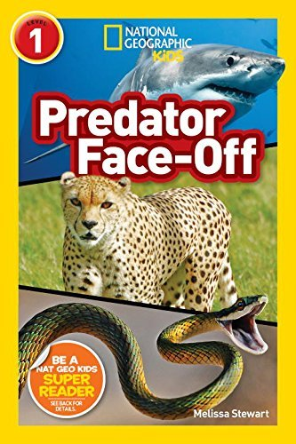 Download for free National Geographic Readers: Predator Face-Off