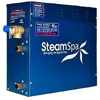 Steam Spa D-750 7.5 KW Steam Bath Generator