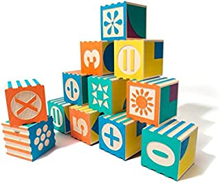 product image for Uncle Goose Groovie Blocks (28 pcs)