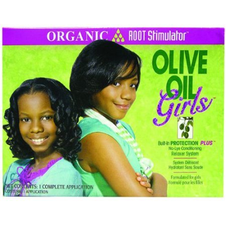 ORS™ Olive Oil Girls™ No-Lye Conditioning Relaxer System