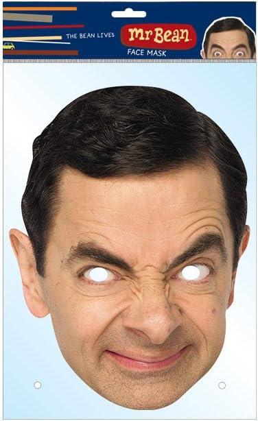 MR Bean mask (máscara/careta): Amazon.es: Juguetes y juegos