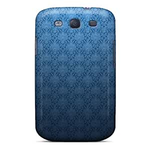Shock-dirt Proof Regal Blue Case Cover For Galaxy S3