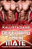 Defending their Mate: a Sci-Fi alien romance