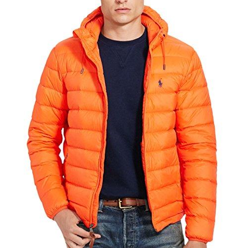 7348ee4813b3 Polo Ralph Lauren Men s Packable Down Jacket Coat