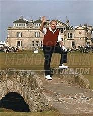 Jack Nicklaus last walk over bridge British Open 8x10 11x14 16x20 photo 836 - Size 8x10