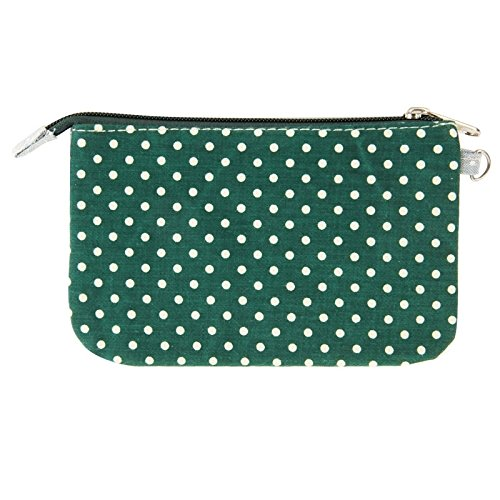 Phone case & Hülle Für IPhone 6 & 6S, Polka-punktierte Muster Tuch tragen Tasche mit Handschlaufe für IPhone 6 & 6S