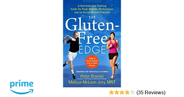 the gluten free edge bronski peter jory melissa mclean begley amy yoder