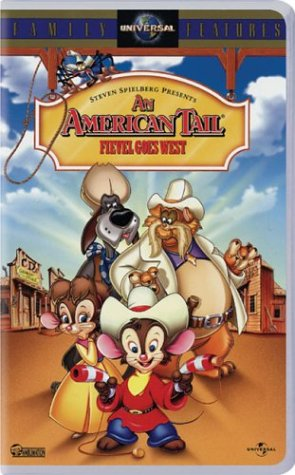 american-tail-fievel-goes-west-vhs