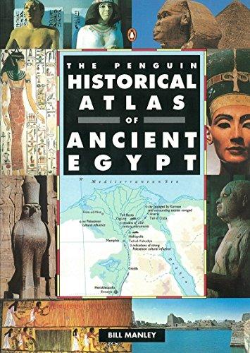Penguin Hist.Atlas Of Ancient Egypt