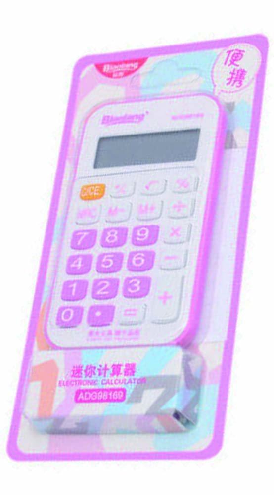 Cute Mini Calculator Desktop Calculator Pocket Calculator