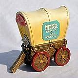 Cheap Miniature Fairy Garden Wild West Chuck Wagon