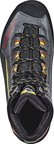 La Sportiva Mutant Womens Trail Running Shoes - SS18 Trango Tower Gtx Black/Yellow Talla: 45.5 nICKx8TwA