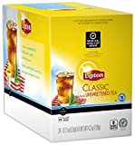 Lipton K-Cups, Classic Unsweetened Iced Tea 24 ct