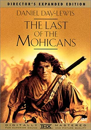 last of the mohicans blu ray hmv