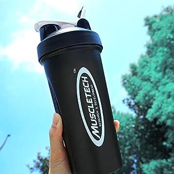GBshop Agite la taza de proteína en polvo, taza de ejercicio ...
