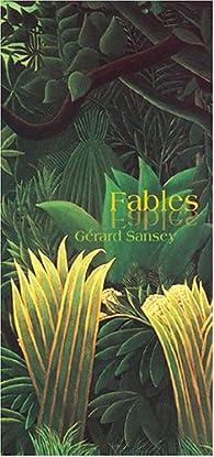 Fables par Gérard Sansey