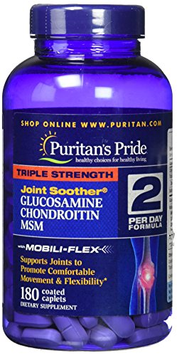 Puritans Pride Glucosamine Chondroitin Supplement