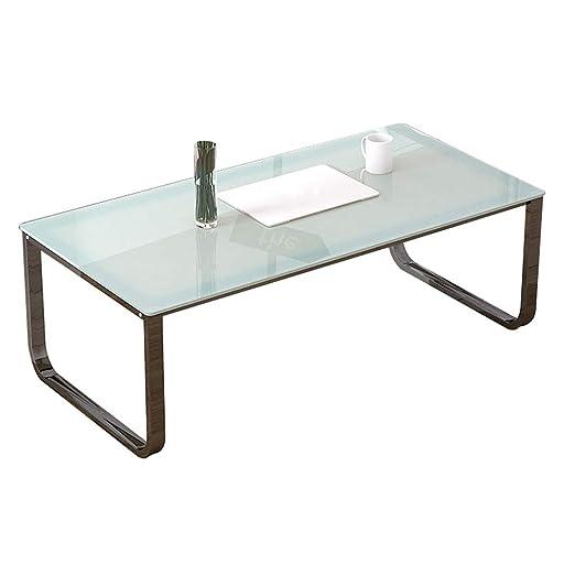 Xu-table Sala de Estar Escritorio de Vidrio, jardín Escritura ...