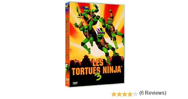 Les Tortues Ninja 3 : Nouvelle génération Francia DVD ...