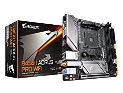 Image of the product GIGABYTE B450 I AORUS PRO that is listed on the catalogue brand of Gigabyte.