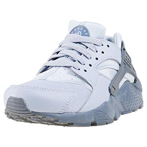 Nike Kids Lucht Huarache Gs Hardloopschoen (wolf Grijs / Cool Grijs, 3.5y)