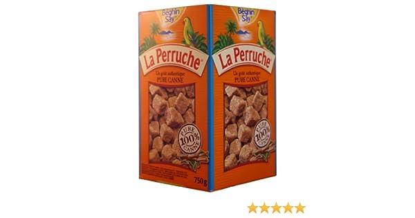 Azúcar La Perruche Moreno 750g. Béghin Say: Amazon.es: Alimentación y bebidas
