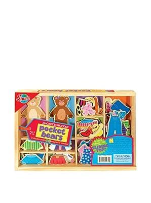T.S. Shure Pocket Bears from Shure