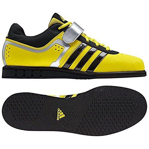 adidas - Zapatillas para Hombre Nero/Giallo 47,5
