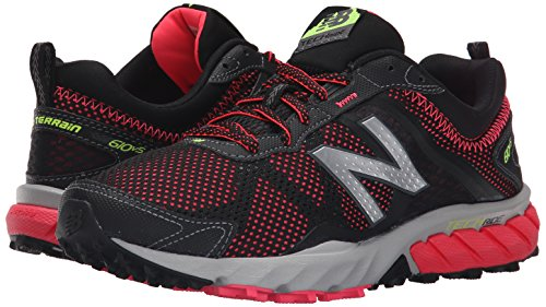 Mujer Glo Balance Deporte Zapatillas Wt610 Black pink De New Trail Para 0awvqvd
