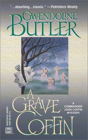 book cover of A Grave Coffin