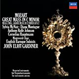 Mozart: Great Mass in C minor /McNair * Montague * Rolfe Johnson * Hauptmann * English Baroque Soloists * Gardiner