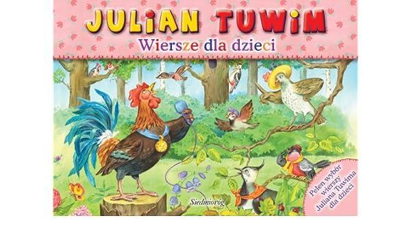 Wiersze Dla Dzieci Amazones Julian Tuwim Libros En