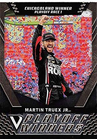 2018 Panini Victory Lane Racing #41 Martin Truex Jr. Furniture Row Denver  Mattress
