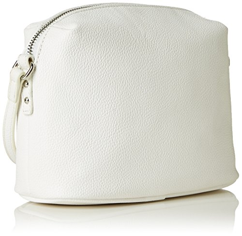 Armani 9221877p760 - Bolso baguette Mujer Blanco (Bianco 00010)