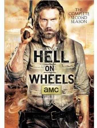 Anson Mount Hell On Wheels Season 3