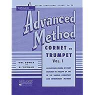 Rubank Advanced Method - Cornet or Trumpet, Vol. 1 (Rubank Educational Library)