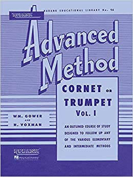 _TOP_ Rubank Advanced Method - Cornet Or Trumpet, Vol. 1 (Rubank Educational Library). cosas Biobased modelo appears perdio provide Graduate Orange