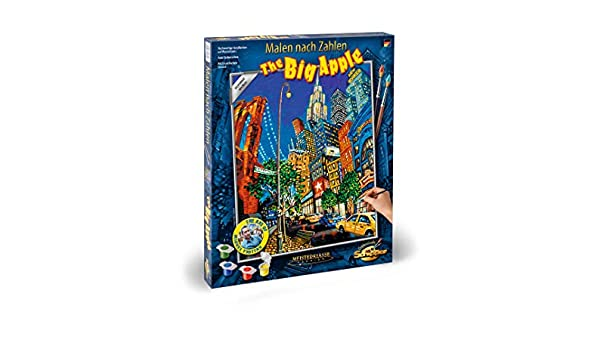 Schipper 609130822 Números - The Big Apple by Miguel Freitas ...