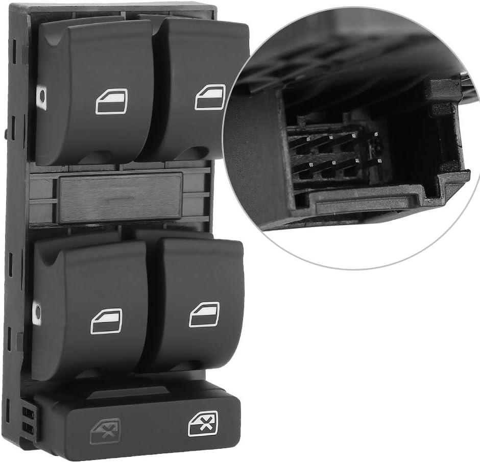 HGY 8ED 959 851 l/ève-vitre /électrique Lifter interrupteur principal for AUDI A4 S4 B6 B7 RS4 SEAT Exeo