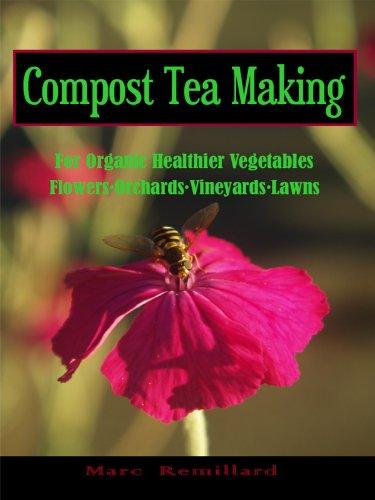Making Compost - Compost Tea Making