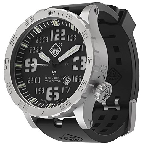 Hazard 4 Heavy Water Diver Black Tie