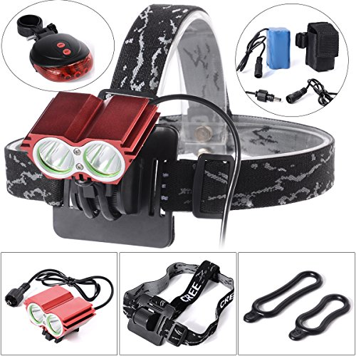 Xcellent Global HeadLight Rechargeable Included