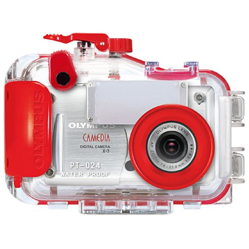 Olympus pt-024 Underwater Housing for Olympus c-60デジタルカメラ   B0002D6OY6